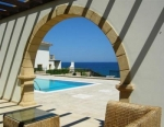 New luxury Northern Cyprus villas with sea view 4 bedrooms