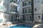 Side apartments within 350m to the sandt beach and 500m to the old town